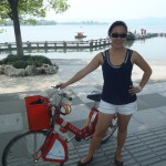 Hangzhou Bike with Annie